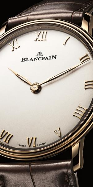 Blancpain Villeret Extra-plate, la reinvención de un clásico