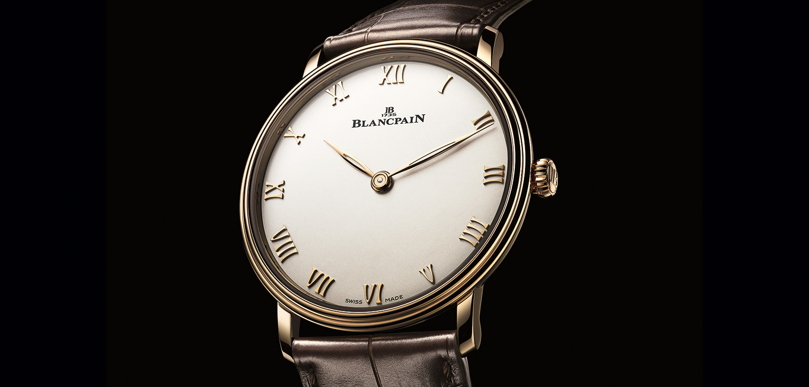 Blancpain Villeret Extra-plate
