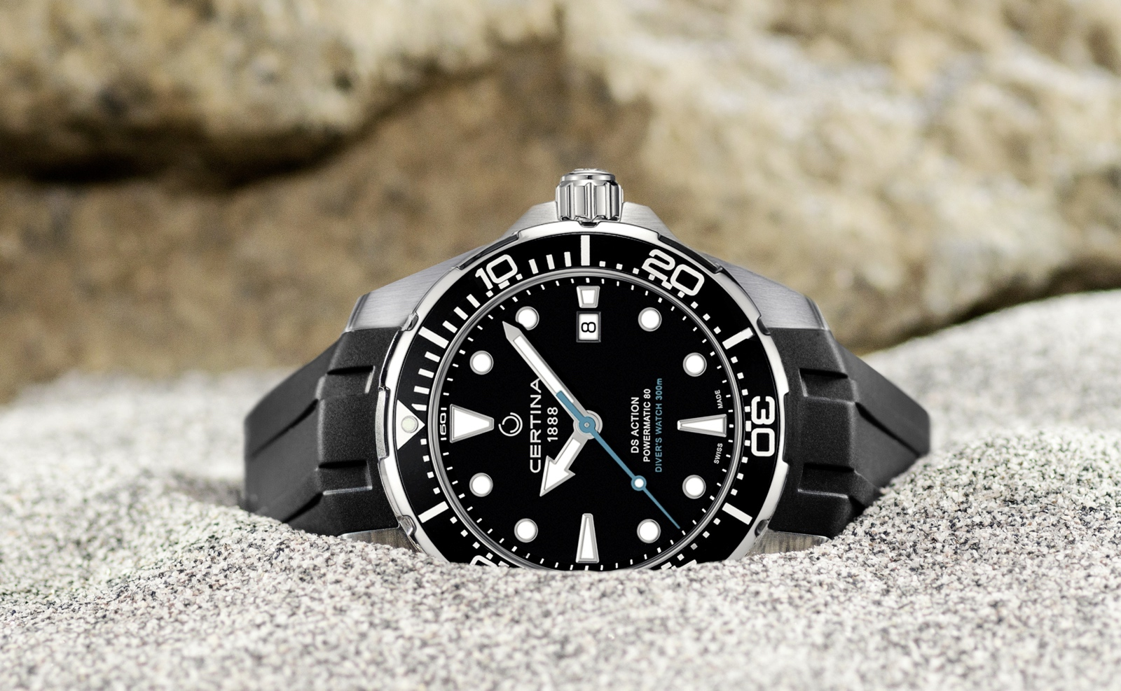 Certina DS Action Diver Sea Turtle