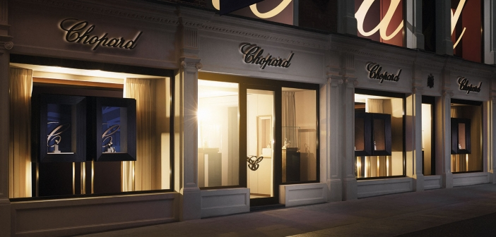 Chopard Inaugura su nueva boutique flagship de Bond Street en Londres