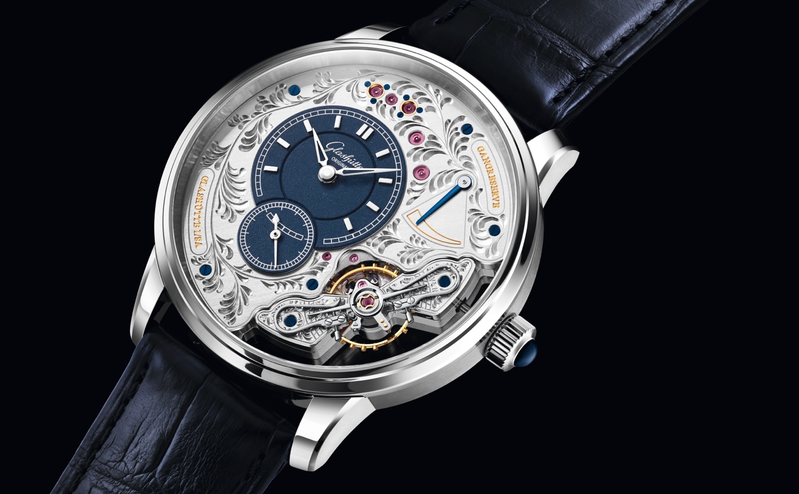 Glashütte Original Collection 2019 PanoInverse