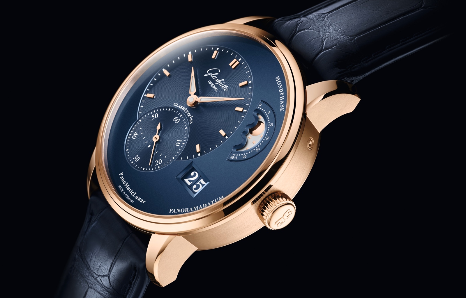 Glashütte Original Collection 2019 PanoMaticLunar