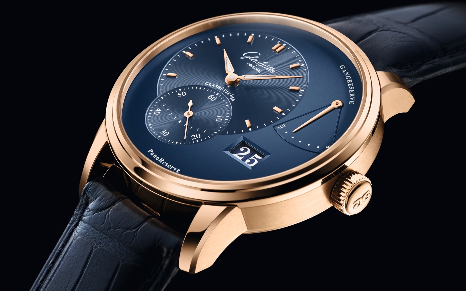 Glashütte Original Collection 2019 PanoReserve