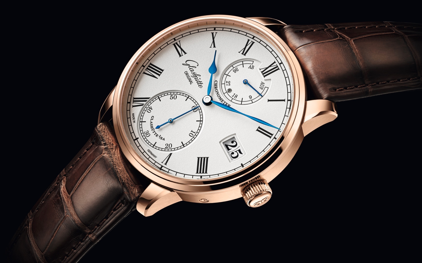 Glashütte Original Collection 2019 Senator Chronometer