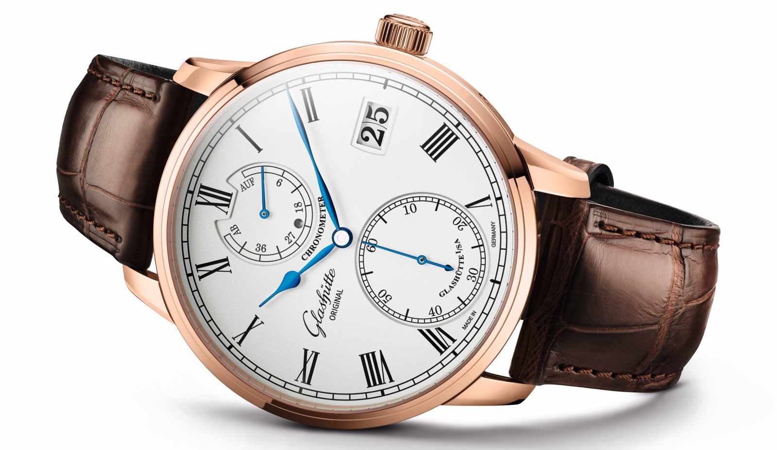 Glashütte Original Senator Chronometer 2019 Mood