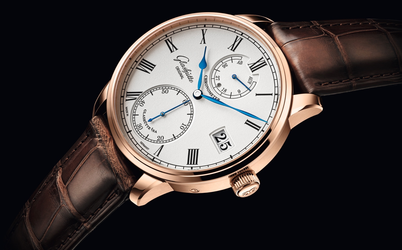 Glashütte Original Senator Chronometer 2019