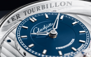Glashütte Original Senator Chronometer Tourbillon Cover