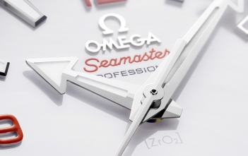 Omega Seamaster Planet Ocean 600M 2019 Cover