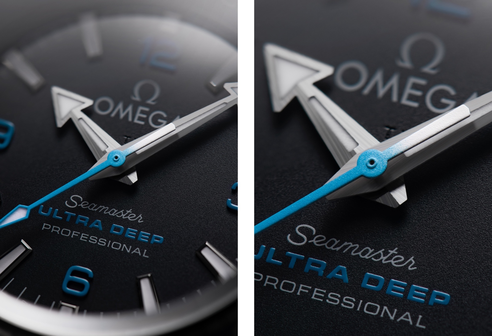 Omega Seamaster Planet Ocean Ultra Deep Professional Details
