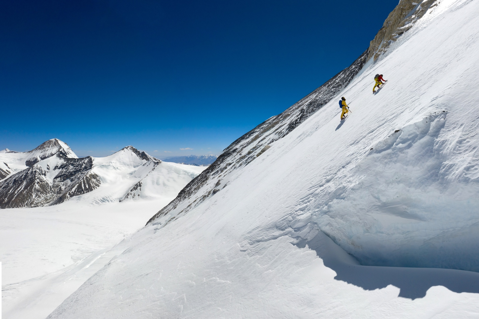 Vacheron Constantin y Cory Richards en el Everest - 01