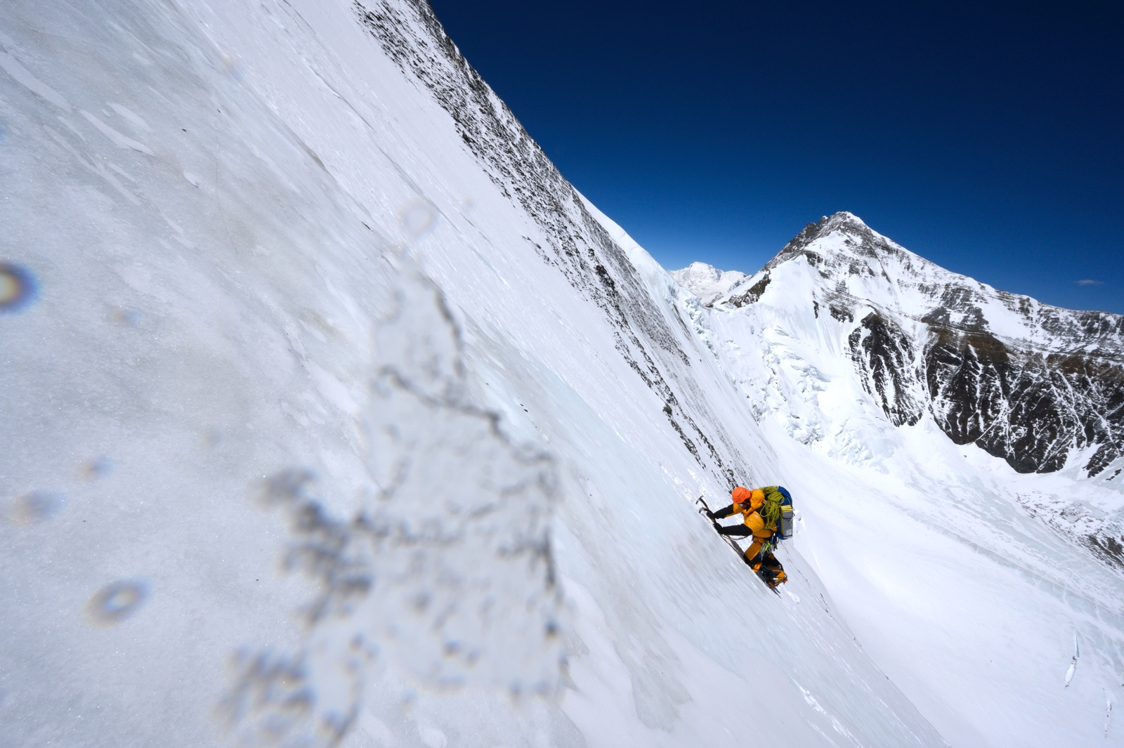 Vacheron Constantin y Cory Richards en el Everest - 02