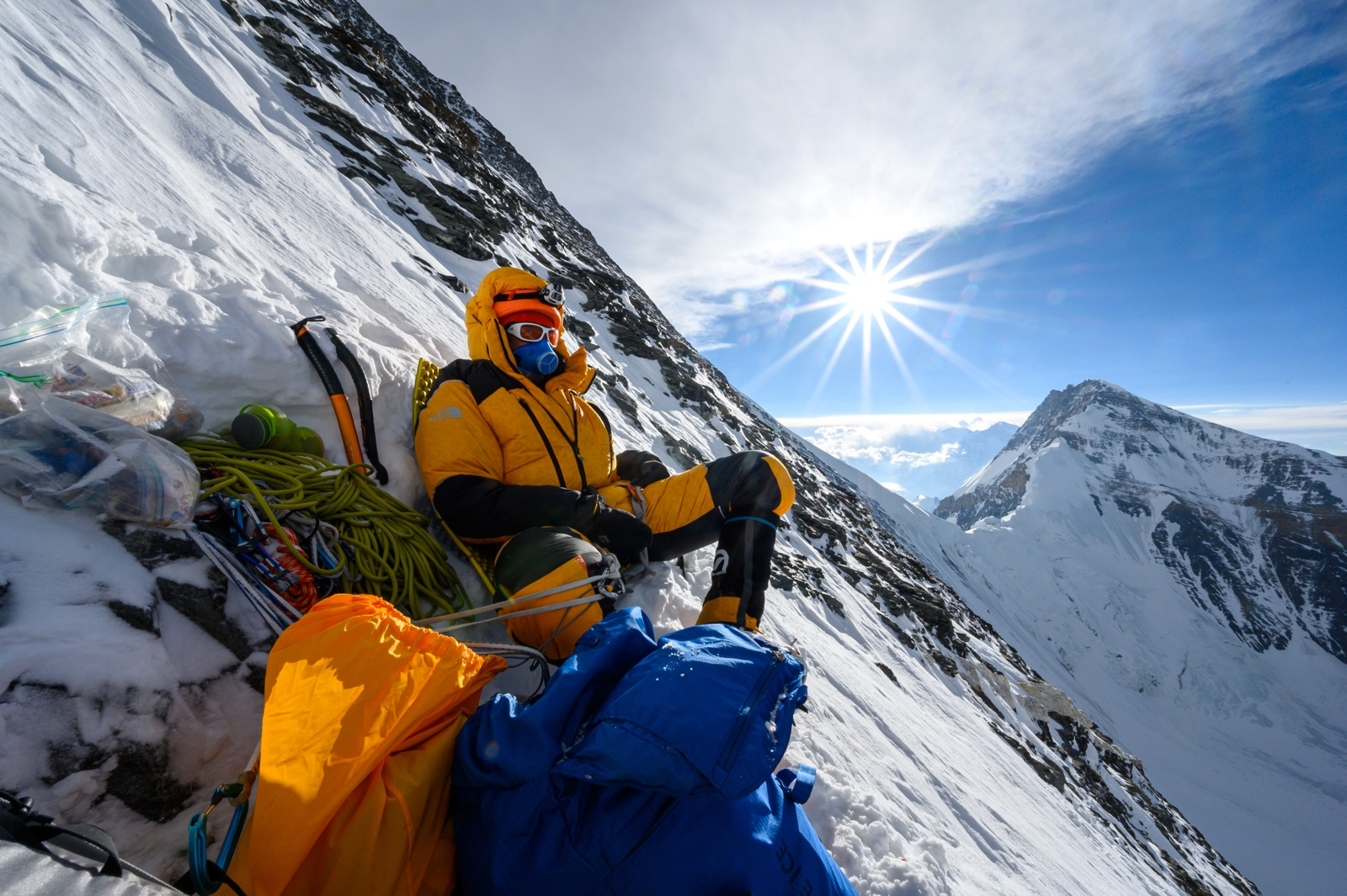 Vacheron Constantin y Cory Richards en el Everest - 05
