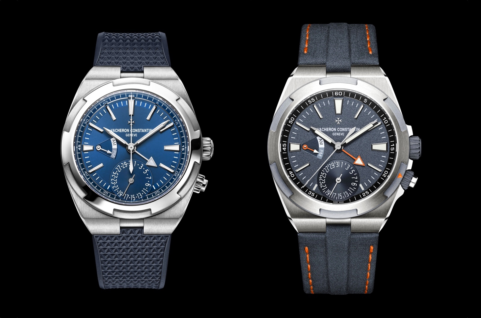 Vacheron Constantin y Cory Richards en el Everest - Overseas Dual Time duo