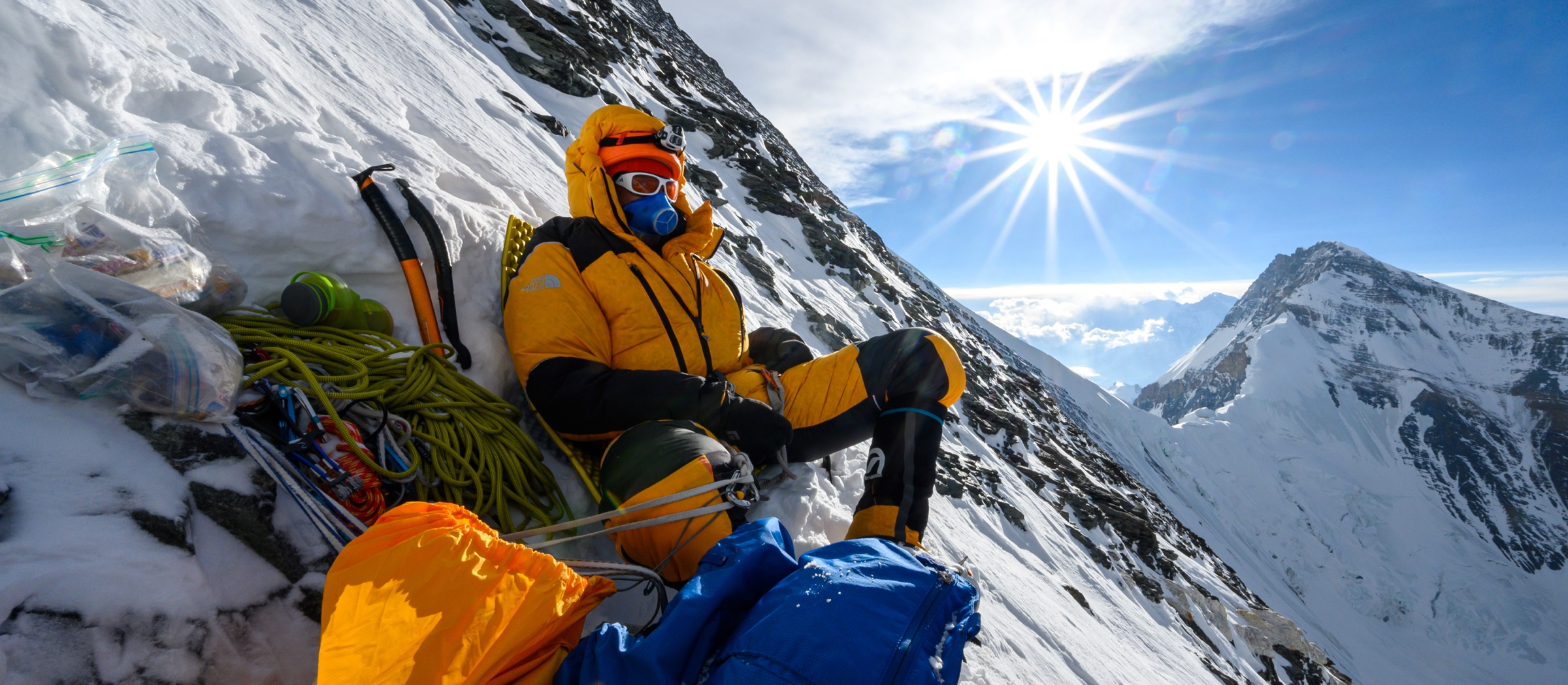 Vacheron Constantin y Cory Richards en el Everest - cover