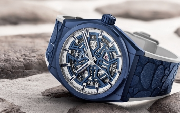 Zenith Defy Classic Mykonos Edition - cover