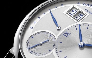 A. Lange & Söhne Lange 1 Daymatic 25th Anniversary Cover