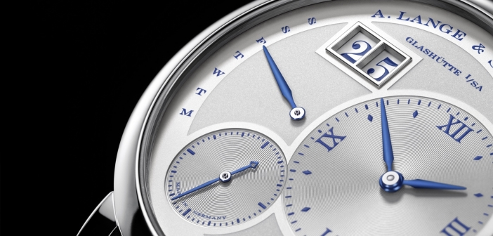 Lange 1 Daymatic «25th Anniversary».