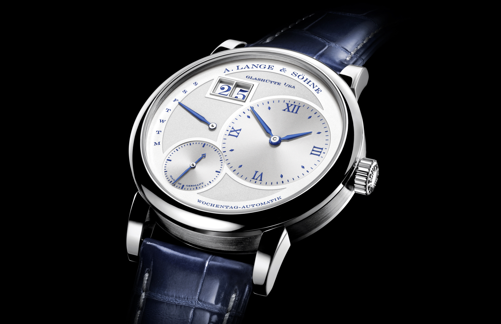 A. Lange & Söhne Lange 1 Daymatic 25th Anniversary