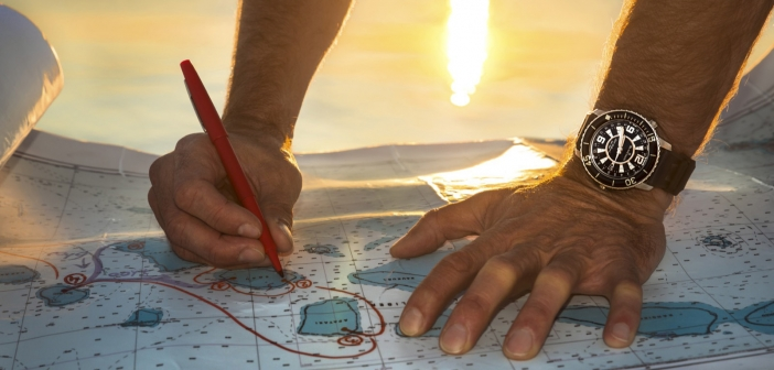 Blancpain apoya la expedición Gombessa V «Planète Méditerranée»