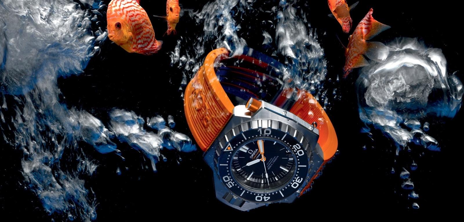 Del Omega «Marine» al Seamaster Professional Diver 300M (2ª parte).