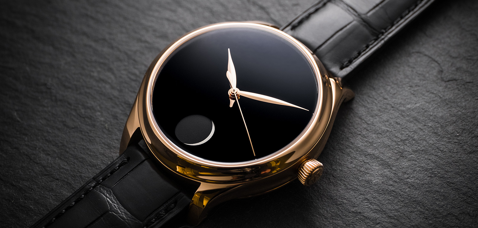 H. Moser & Cie. Endeavour Perpetual Moon Concept Only Watch 2019