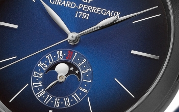 Girard-Perregaux 1966 Blue Moon Cover