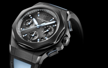 Girard-Perregaux Laureato Absolute Chronograph Only Watch 2019 Cover
