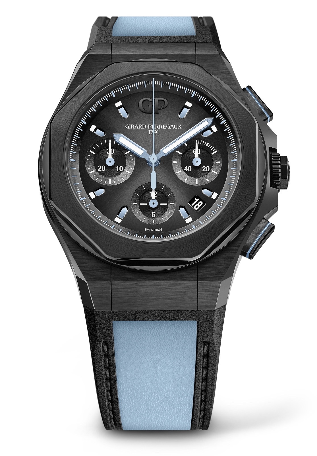 Girard-Perregaux Laureato Absolute Chronograph Only Watch 2019 Soldat