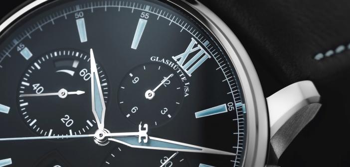 7 días con … Glashütte Original Senator Chronograph Panorama Date.
