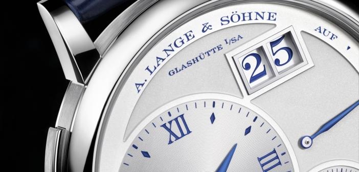 Grand Lange 1 «25th Anniversary». Y van siete de diez.