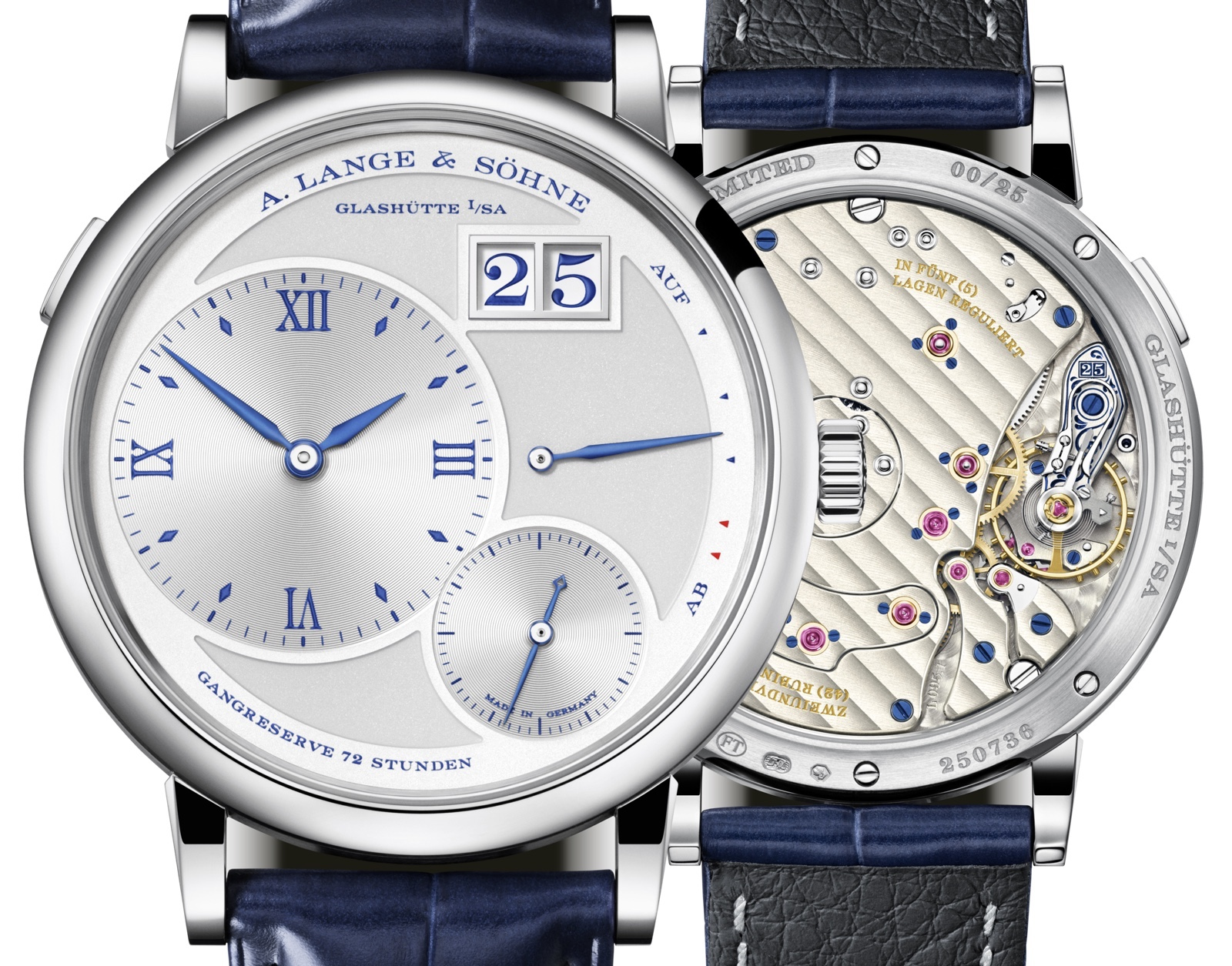 Grand Lange 1 25th Anniversary Vistas