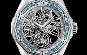Hublot Classic Fusion Tourbillon Sapphire Orlinski Only Watch 2019
