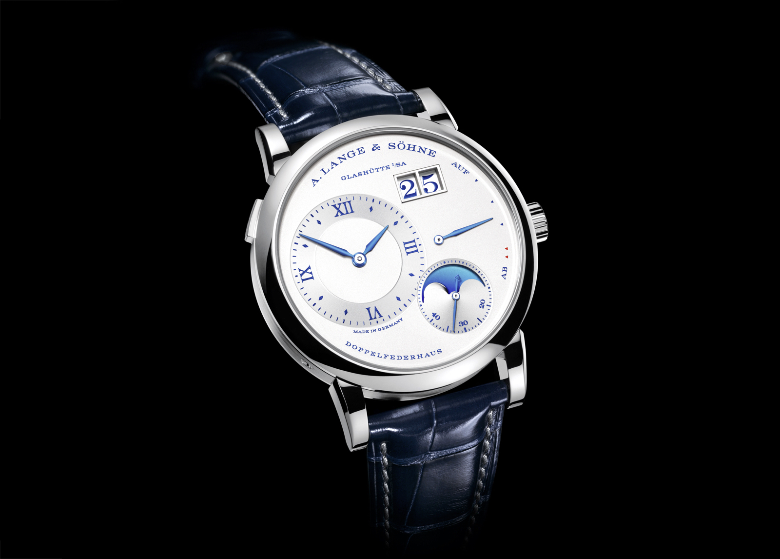 Lange 1 Moon Phase 25th Anniversary