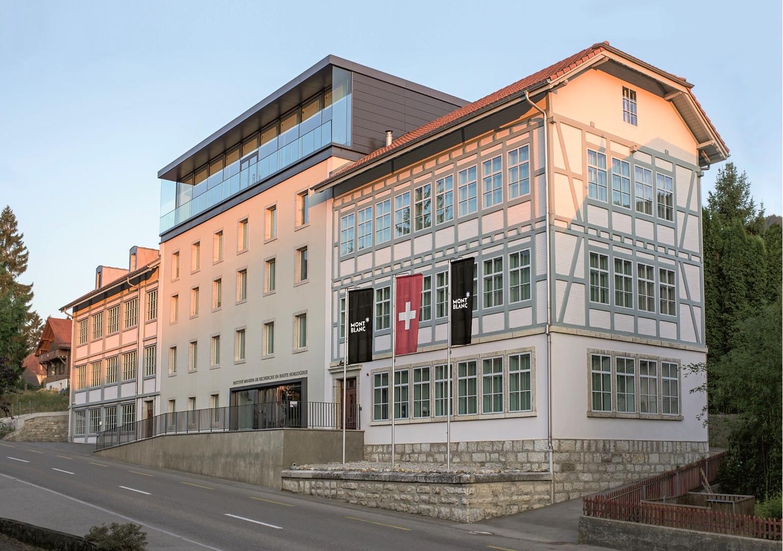 Manufactura Montblanc Villeret