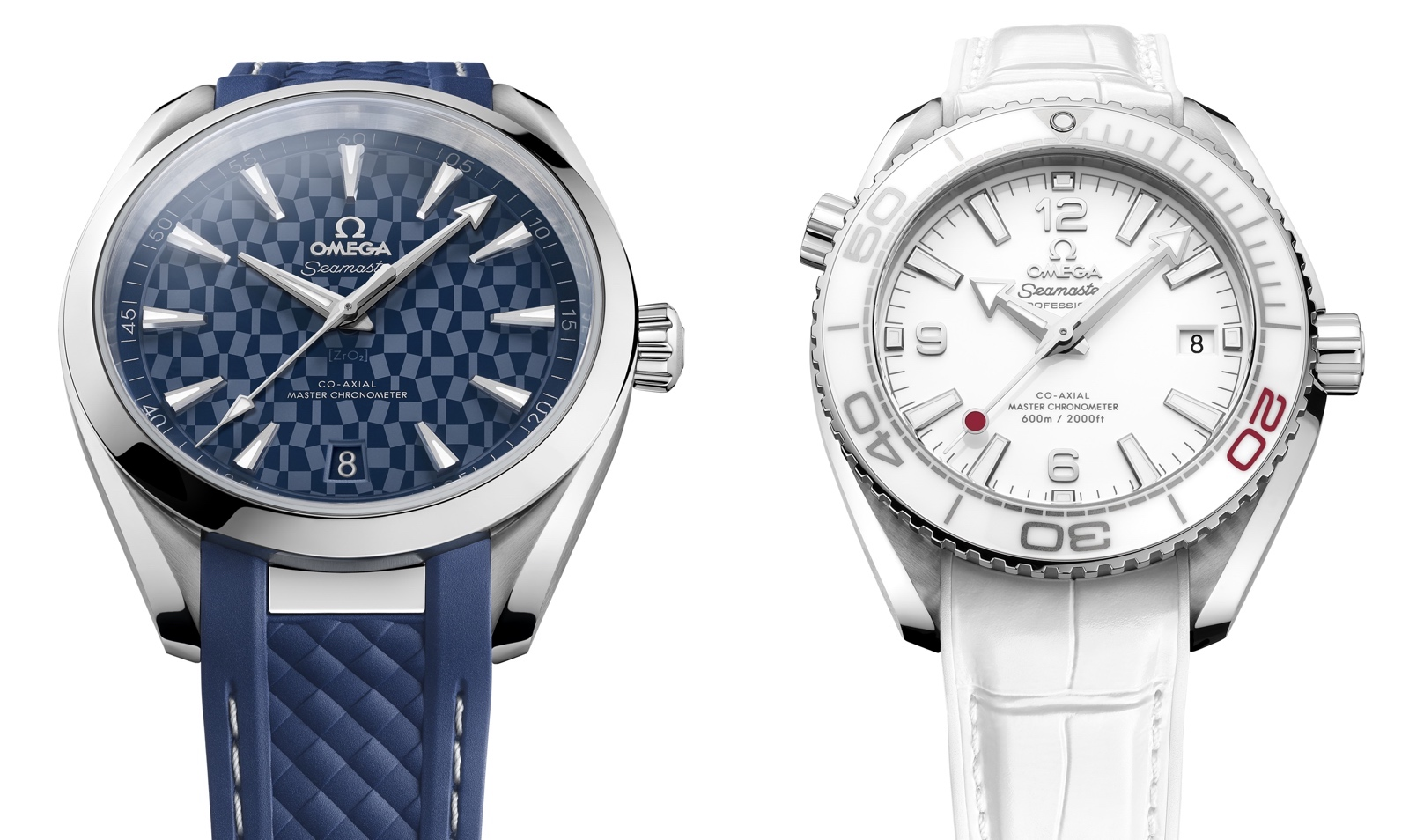 Omega Seamaster Tokyo 2020 Limited Editions