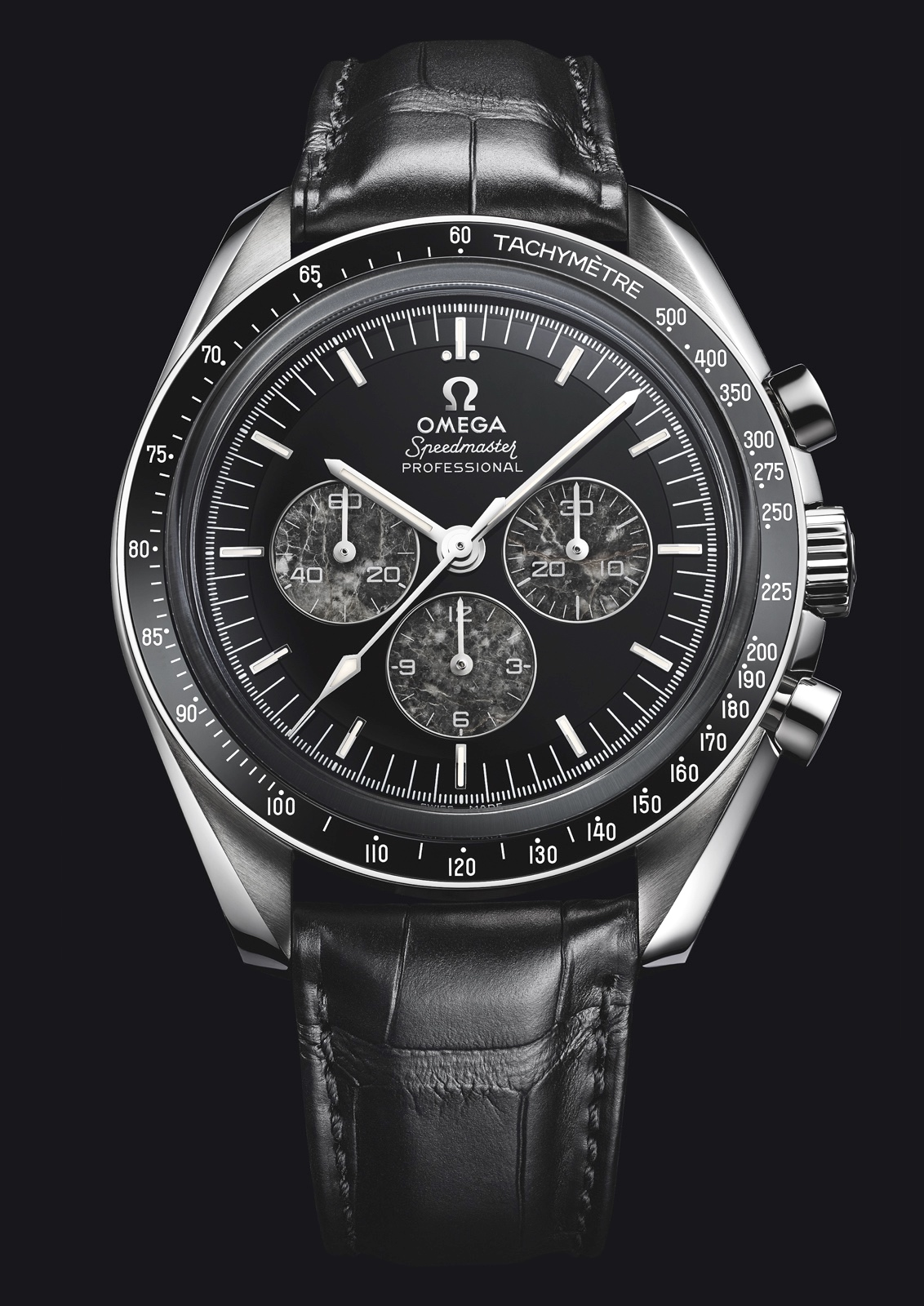 Omega Speedmaster Moonwatch 321 Platinum Soldat