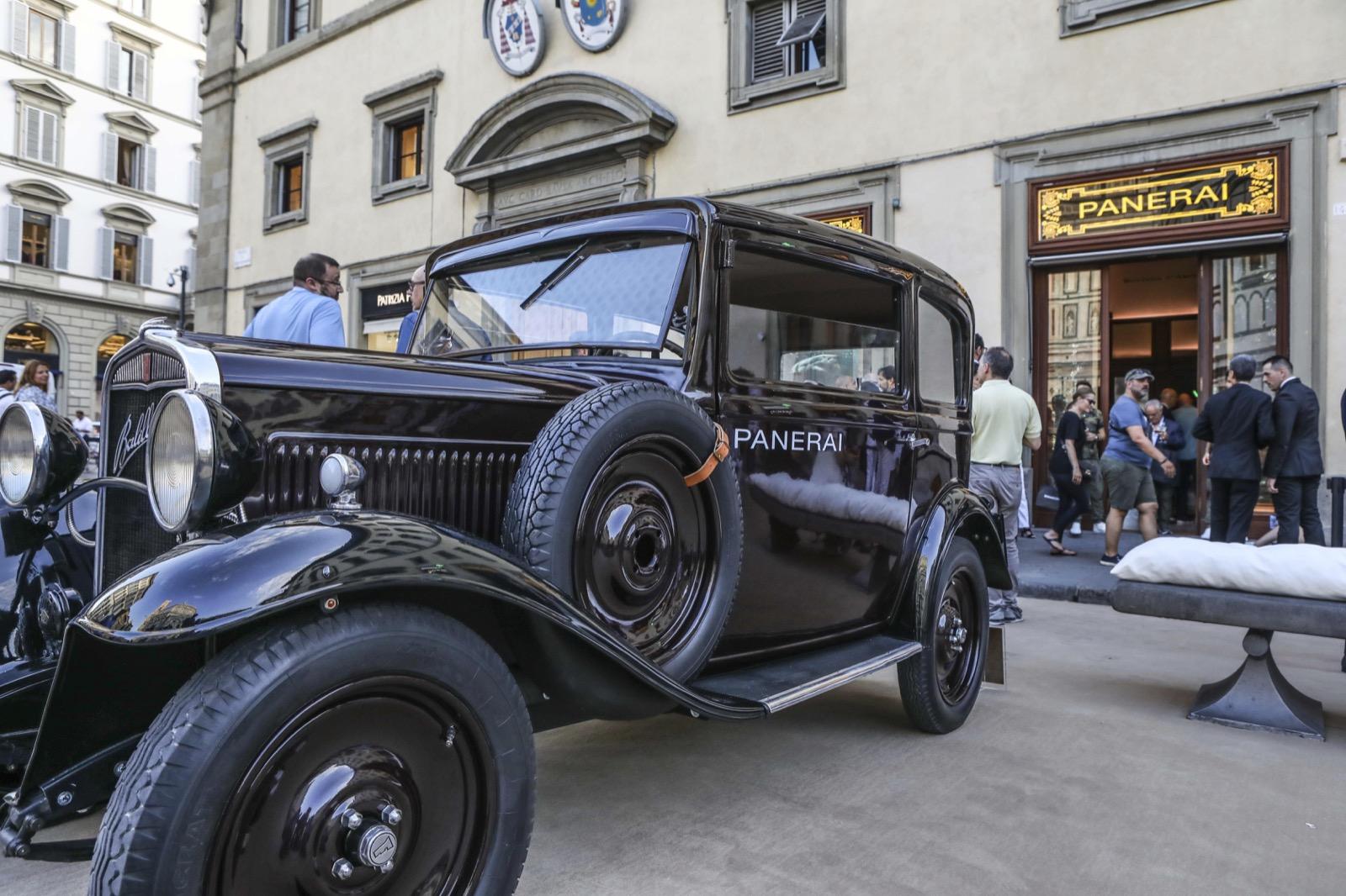 Panerai museo Florencia