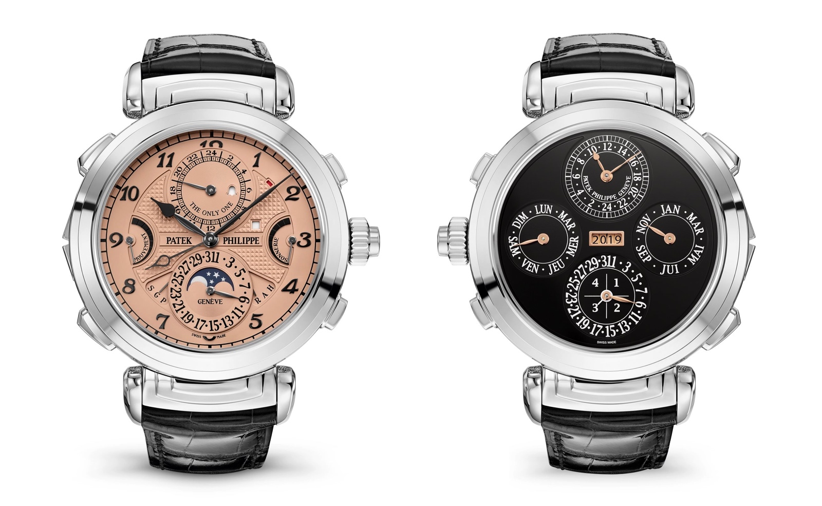 Patek Philippe Grandmaster Chime 6300A Only Watch 2019 - anverso-reverso