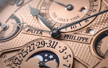 Grandmaster Chime 6300A, el Patek Philippe del Only Watch 2019