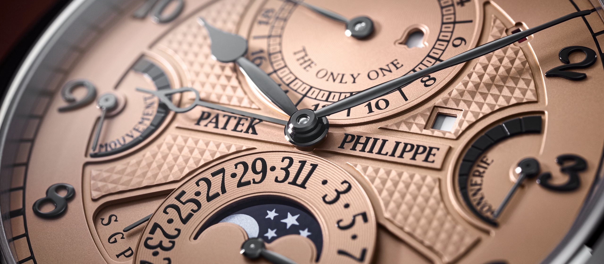 Patek Philippe Grandmaster Chime 6300A Only Watch 2019 - cover