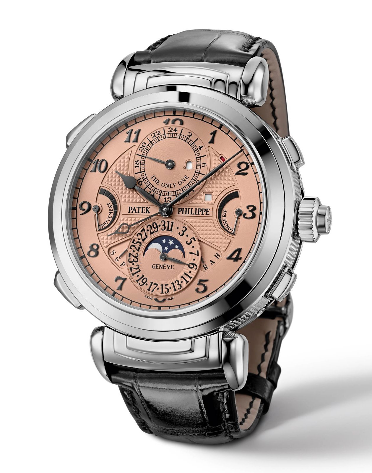 Patek Philippe Grandmaster Chime 6300A Only Watch 2019