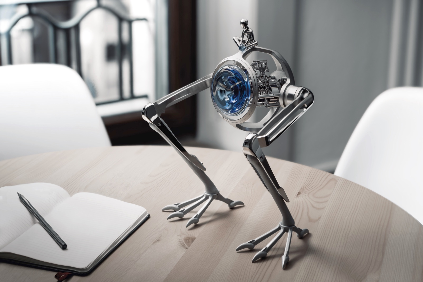 Tom & T-Rex MB&F Only Watch 2019 Amb