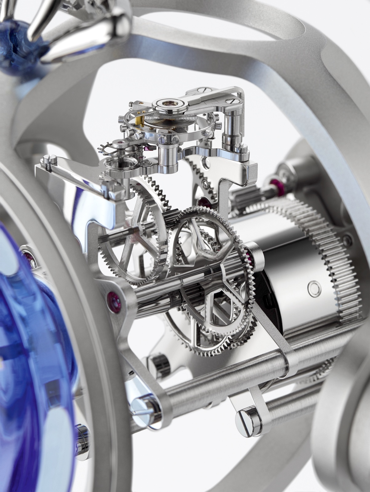 Tom & T-Rex MB&F Only Watch 2019 Movement