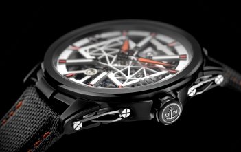 Ulysse Nardin EXO-Skeleton X Only Watch 2019 - cover