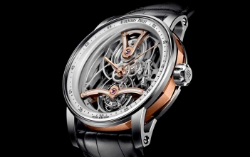 Audemars Piguet Code 11.59 Tourbillon Openworked Only Watch Edition