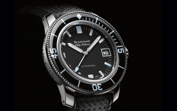 Blancpain Fifty Fathoms Barakuda, una pieza única para Only Watch