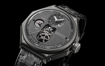 Ferdinand Berthoud Chronomètre FB 1 Night star: la Chronométrie debuta en el Only Watch
