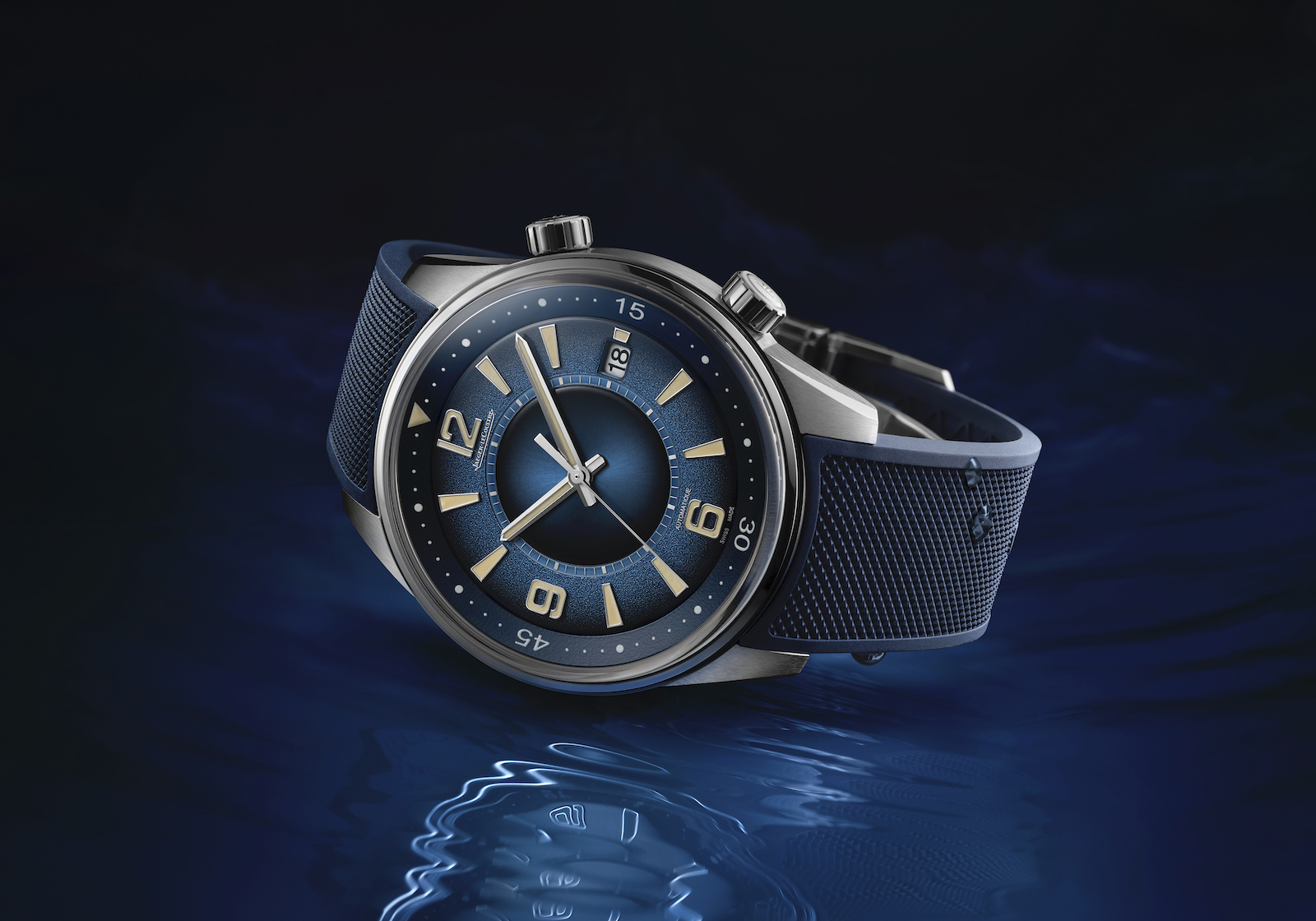 Jaeger-LeCoultre Polaris Date Limited Edition - 182983