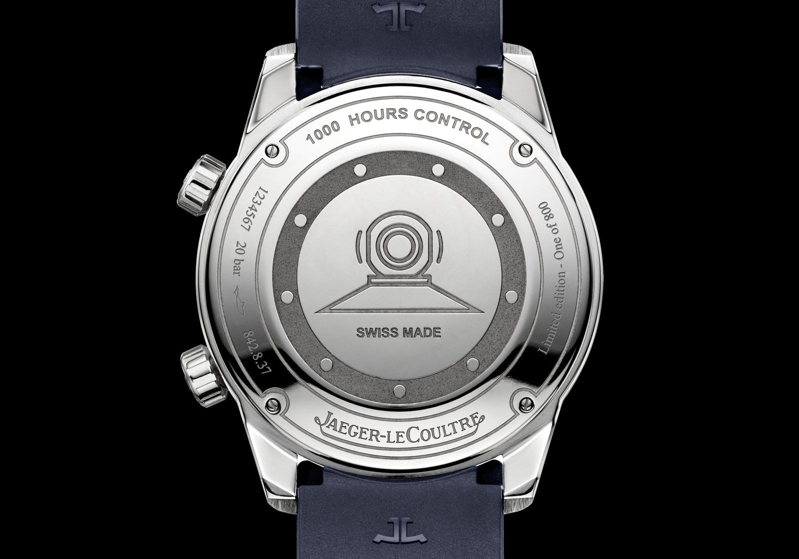 Jaeger-LeCoultre Polaris Date Limited Edition - back