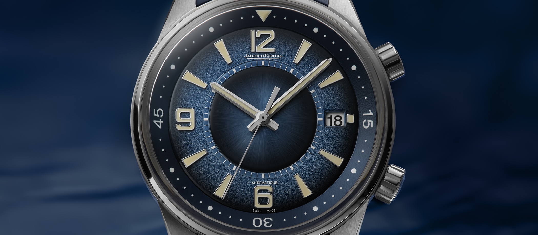 Jaeger-LeCoultre Polaris Date Limited Edition - cover 2